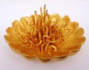 keramisk skulptur kunst katja bjergby